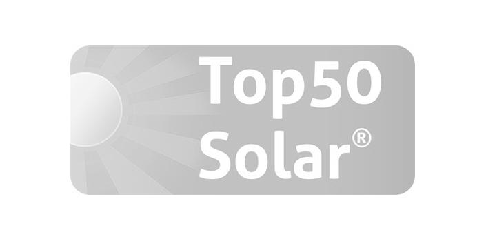 TOP50 Solar Logo