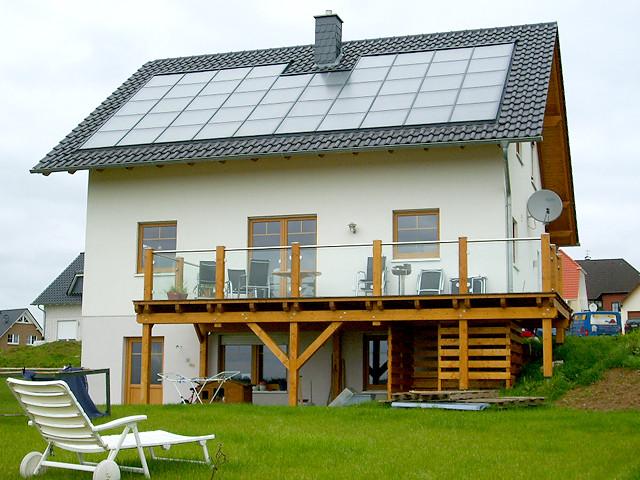Solaranlage Bielefeld Blomberg