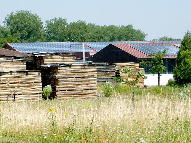 Solaranlage Bielefeld Heepen