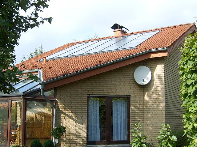 Solaranlage Bielefeld Ummeln